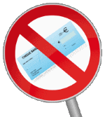 Chèque interdit