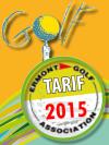 Tarifs Golfs 2015