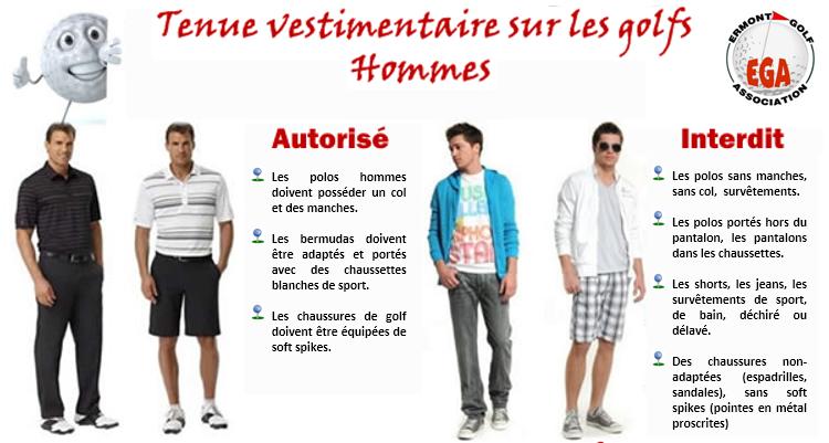 Test news - Tenue vestimentaire homme ...